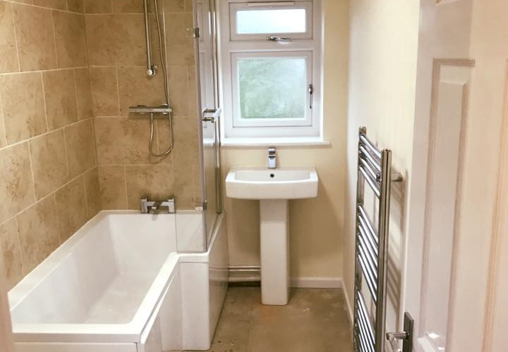 Bathroom Installers Shropshire