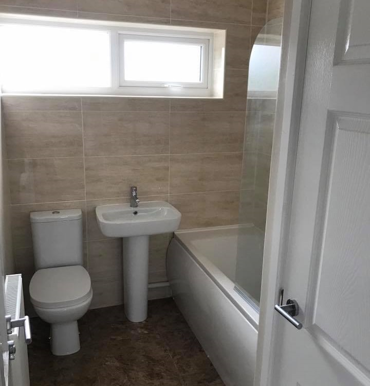Bathroom Renovation Birmingham After