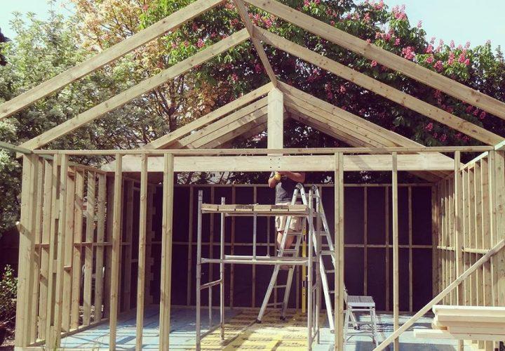 First Fix Carpentry Contractors Shrewsbury