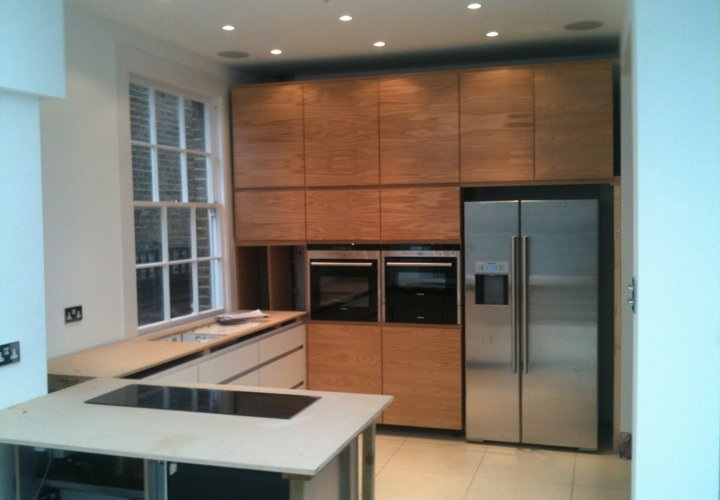 Oak Fitted Kitchens Shropshire