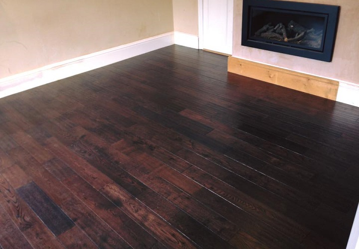 Oak Flooring Contractors Shropshire