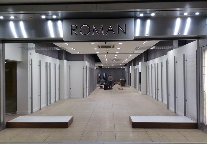 Retail Fit Out Contractors Shrewsbury UK