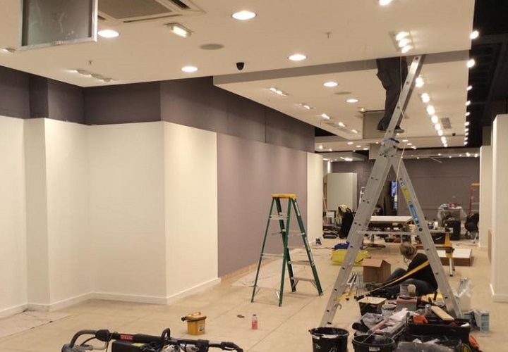 Roman High Street Shop Fitters