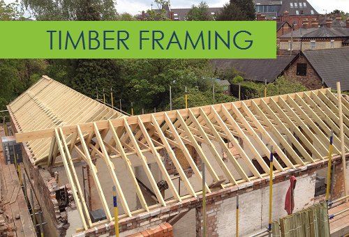 First Fix Carpentry Roof Trusses Amp Timber Framing