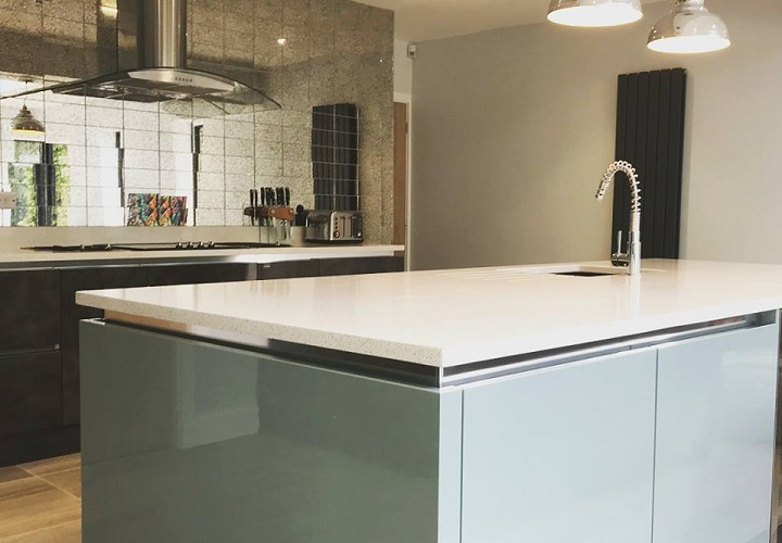 Bespoke Fitted Contemporary Kitchens UK
