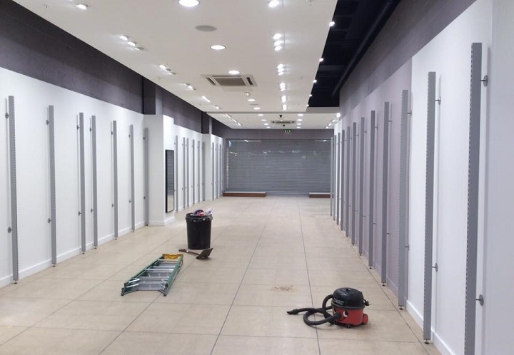 Commercial Fit Out Company Shropshire