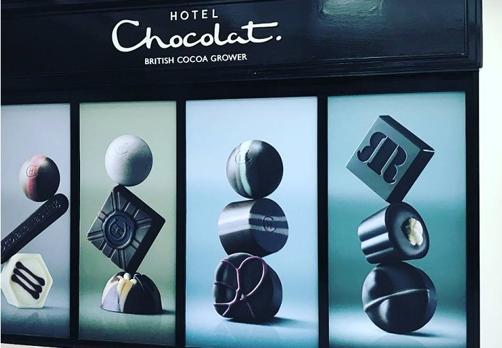 Hotel Chocolat Fit Out Contractors Shrewsbury