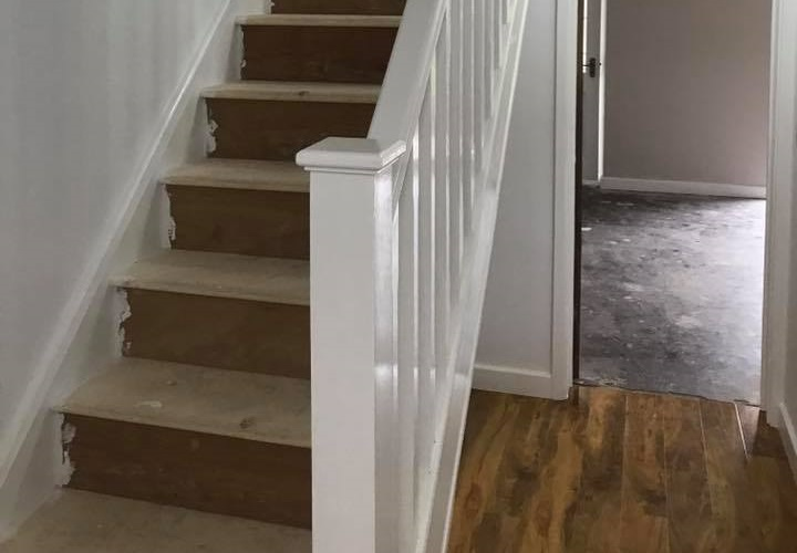 Stairs Construction Shropshire